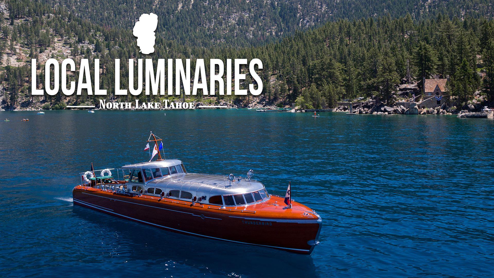 Local Luminaries - Bill Watson - Thunderbird Lodge