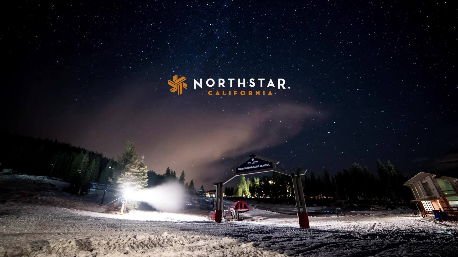 Snowmaking has kicked off. Winter is in the air. Northstar opens in 9 days. Are you ready?  http://bit.ly/2heKDTo  #First30 #Northstar #WeLOVEMtnOps #LetItSnow #OpeningDayNov17 #PassSalesEndNov19 🎥: Generikal Design
