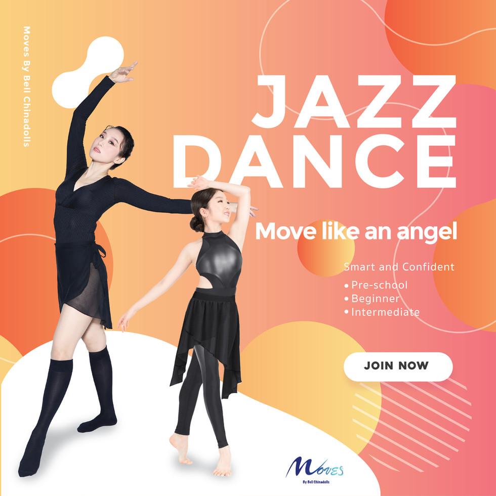 Jazz dance basic