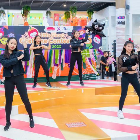 JAZZ DANCE CLASS