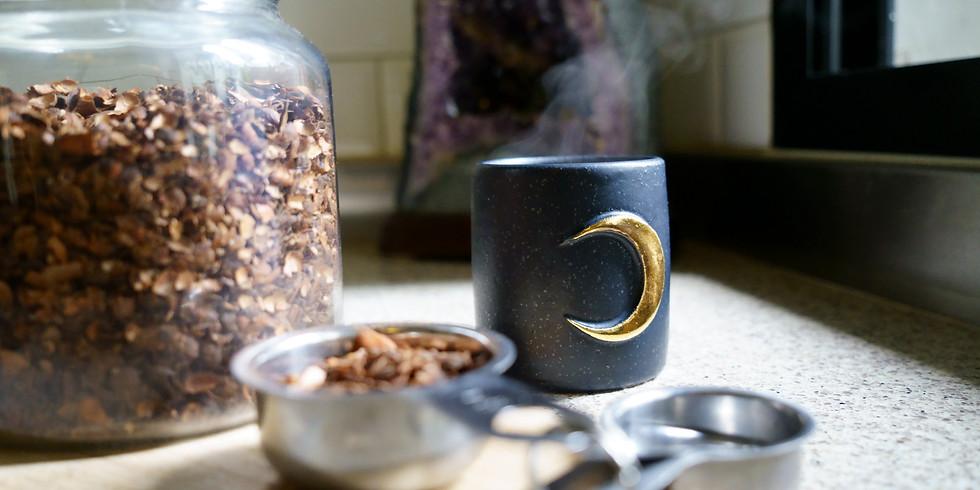 Peruvian Cacao Husk Tea