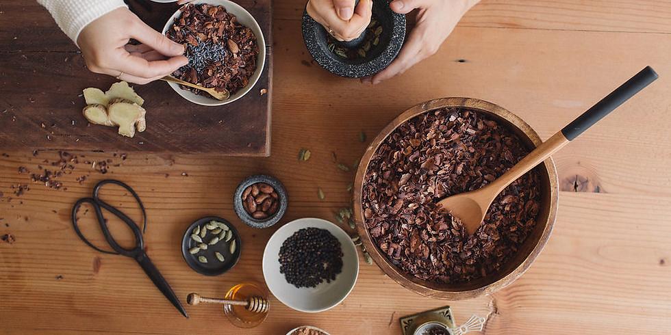 Amazonian Cacao Tea