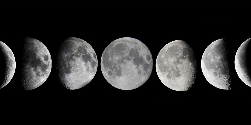 4-week journey: Aligning with the phases of La Luna