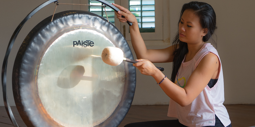 Play the Gong