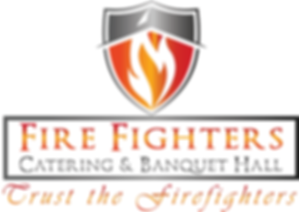 Fire Fighters Caterng & Banquet Hall logo