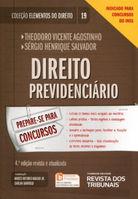 ELEMENTOS DO DIREITO, V.19 - DIREITO PRE