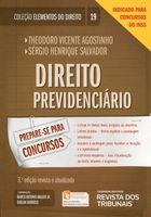 ELEMENTOS DO DIREITO, V 19 - DIREITO PRE