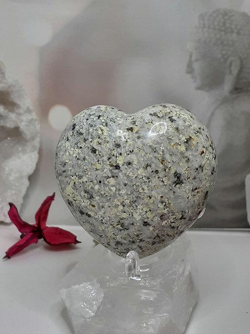Coeur Spinelle Extra décoratif 180g