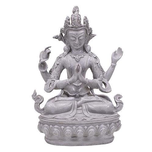 Bouddha de la Compassion Chenzerig