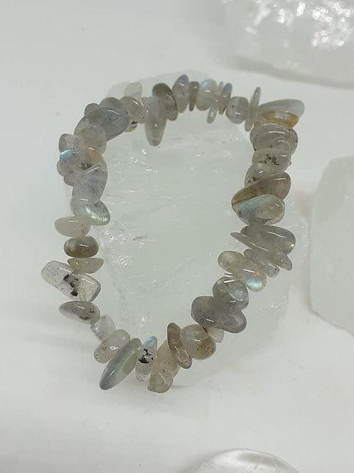 Bracelet Baroque Labradorite Extra