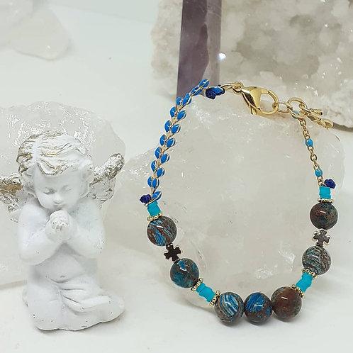 Bracelet mixte Aqua Terra