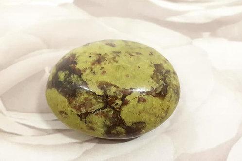 Opale Verte en Galet de Qualité Extra