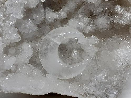 Lune Cristal de Roche