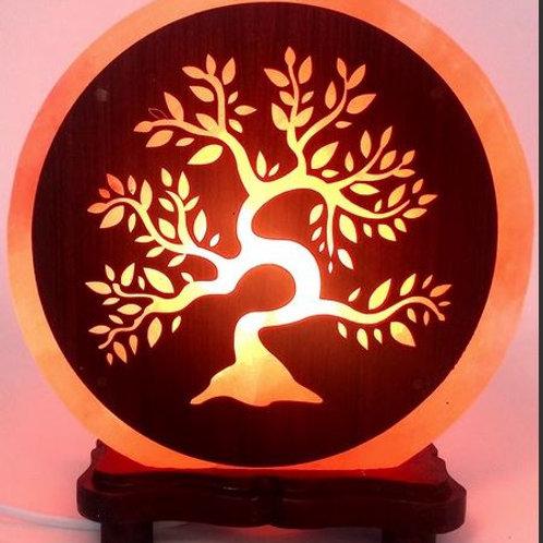 Lampe de Sel Himalaya Arbre de Vie