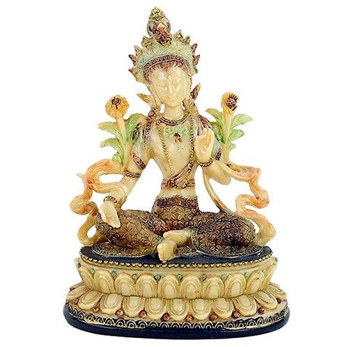 Bouddha Tara Verte