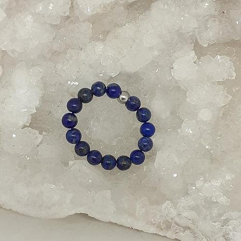 Bague Lapis Lazuli Extra