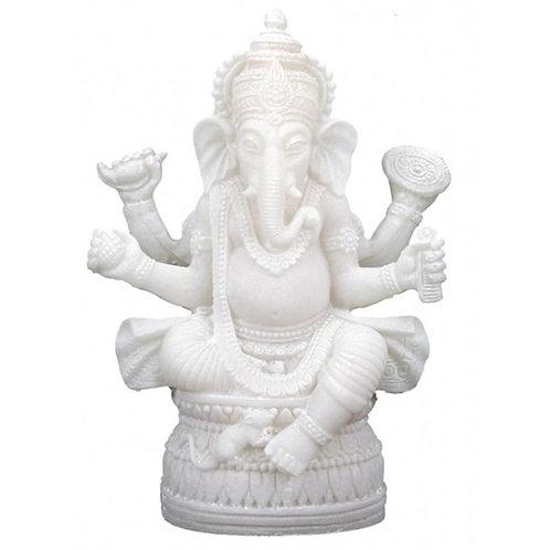 Ganesh blanc