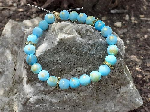 Bracelet Jade Mashan
