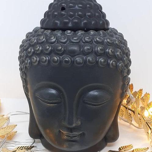 Brûleur d'huile Céramique - Tête de Bouddha