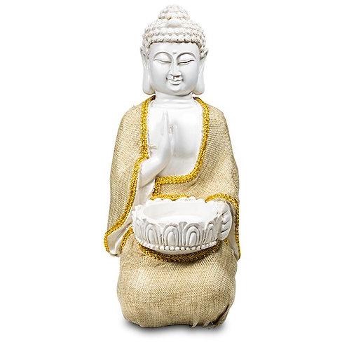 Bouddha avec photophore