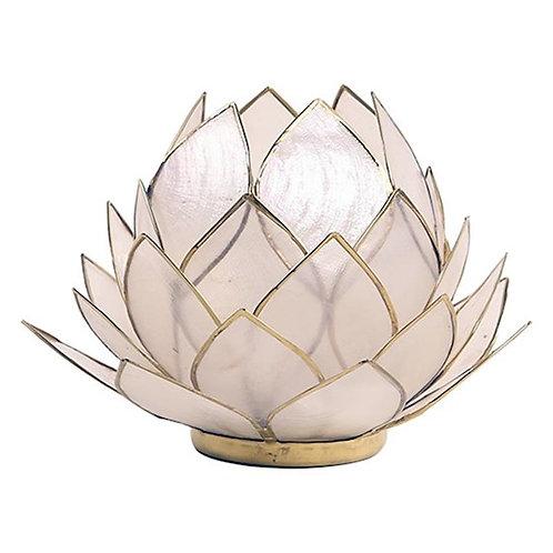 Eclairage d'Ambiance Lotus Capiz Naturel
