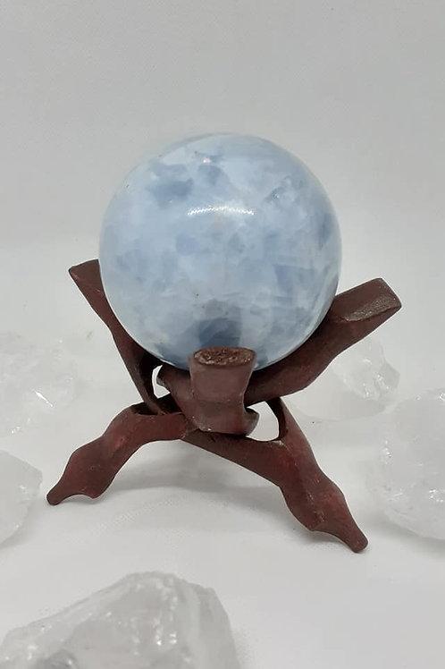 Sphère 870g en Calcite Qualité Extra