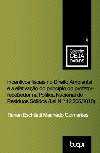 Incentivos Fiscais no Direito Ambiental e a Efetivação