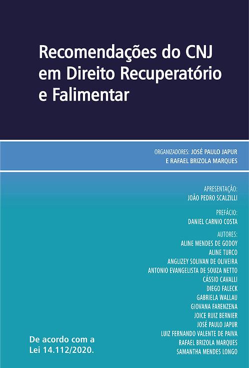 Recomendações do CNJ em direito recuperatório e falimentar