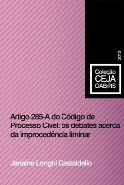 Artigo 285 – A do Código de Processo Civil