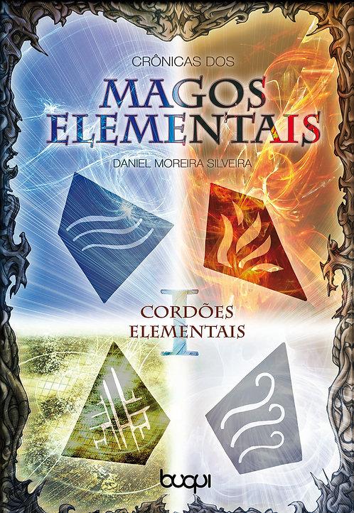 Crônicas dos Magos Elementais: Cordoes Elementais