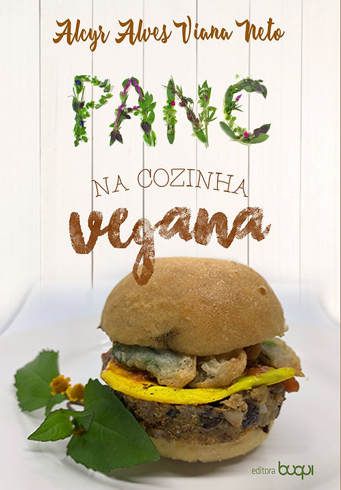 PANC na cozinha vegana