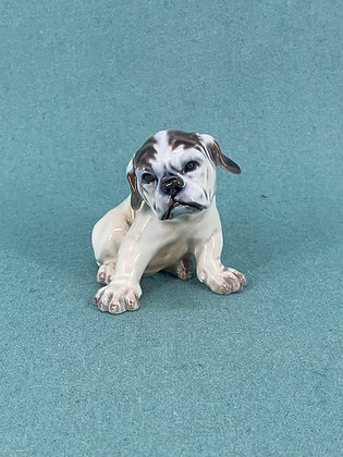 Nr: 1139 - Hund Bulldog Dahl Jensen