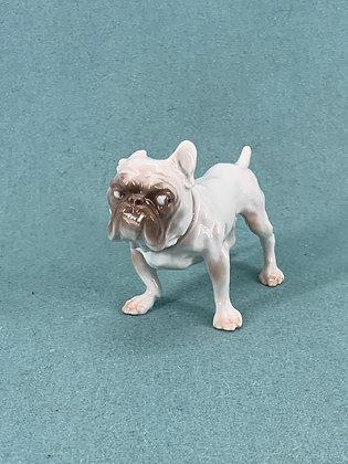 Nr: 1676 - Hund Bulldog Bing og Grøndahl B&G