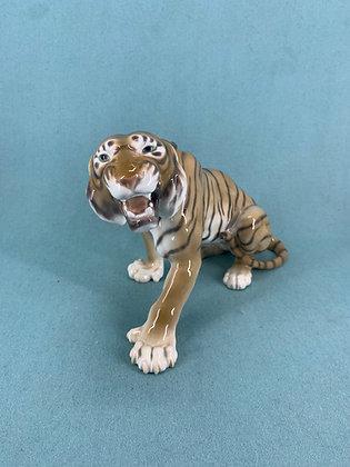 Nr: 1712 - Snerrende Tiger Bing og Grøndahl B&G