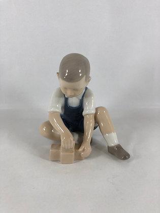 2306 Den lille bygmester B&G