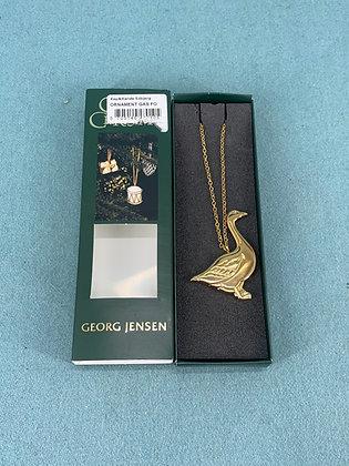 Årgang: 1998 - Ornament Gås / Christmas Georg Jensen