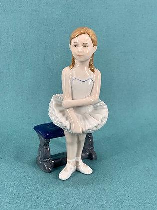 Nr: 137 - Balletpige Royal Copenhagen RC