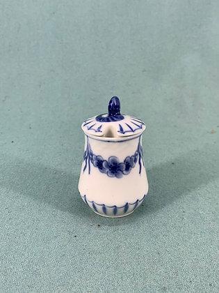 Nr: 52 C - Sennepskrukke med låg Empire Bing og Grøndahl B&G