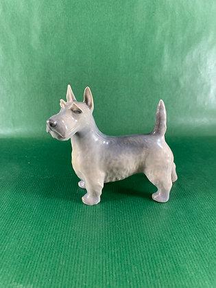 Nr: 3161 - Hund Skotsk Terrier Royal Copenhagen