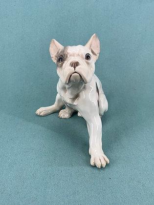 Nr: 2000 - Hund Fransk Bulldog Bing og Grøndahl B&G