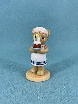 Nr: 2004 - Serien Teddybjørne Victoria Bing og Grøndahl B&G