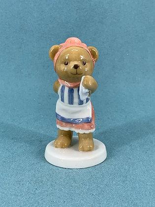 Nr: 2005 - Serien Teddybjørne Victoria Bing og Grøndahl B&G