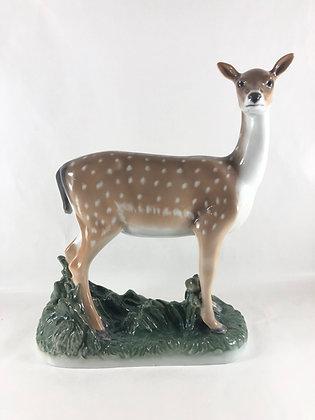 Nr: 465 - Dådyr hind, Bambi Royal Copenhagen