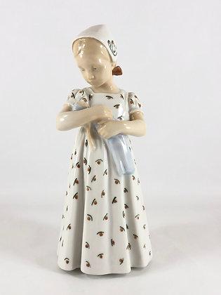 1721 Mary, Pige med dukke B&G