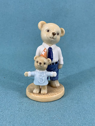 Nr: 2004 - Serien Teddybjørne Victor Bing og Grøndahl B&G
