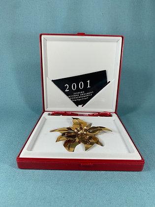 Nr: 2001 - Juleuro / Christmas Georg Jensen