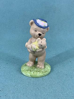 Nr: 2002 - Serien Teddybjørne Victoria Bing og Grøndahl B&G