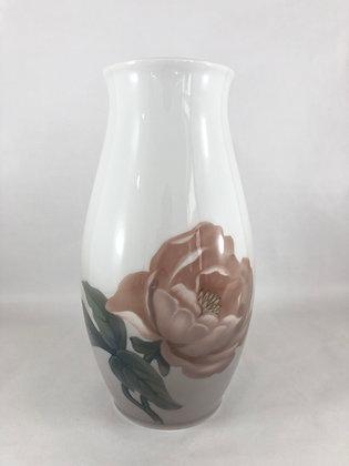 Nr: 7911/249 - Vase med blomst B&G