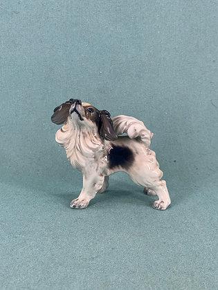Nr: 1075 - Hund Papillon Terrier Dahl Jensen