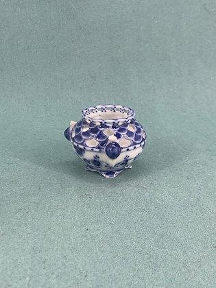 Nr: 1/1045 - Helblonde Vase Royal Copenhagen RC